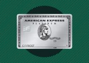 Photo to accompany review of the Platinum card by American Express.