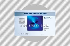 Image showing the American Express Blue Cash Everyday credit card