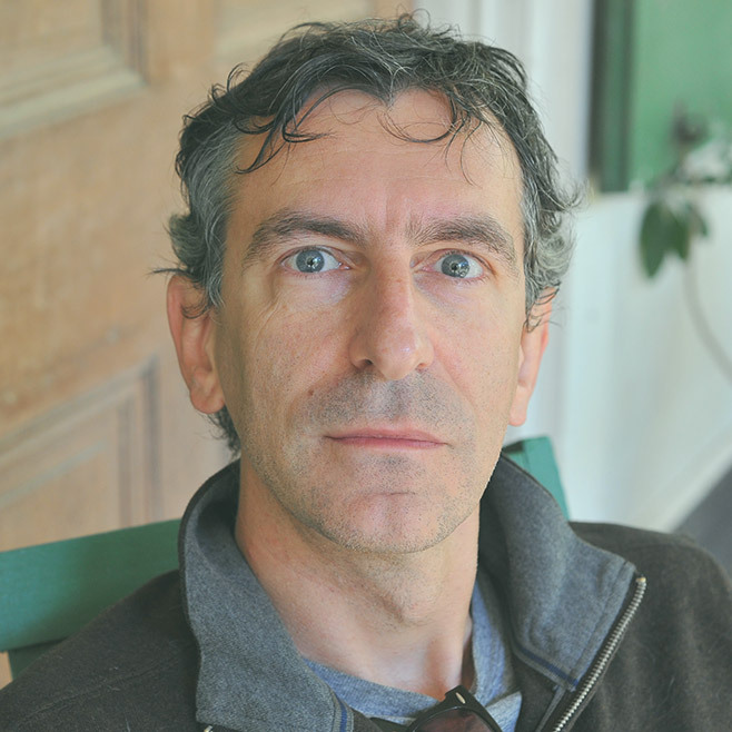Photo of NextAdvisor senior editor Alberto Riva