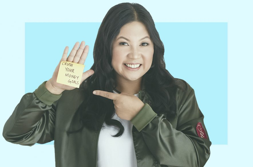 A picture of Bernadette Joy, who paid off $300,000 of debt in 3 years