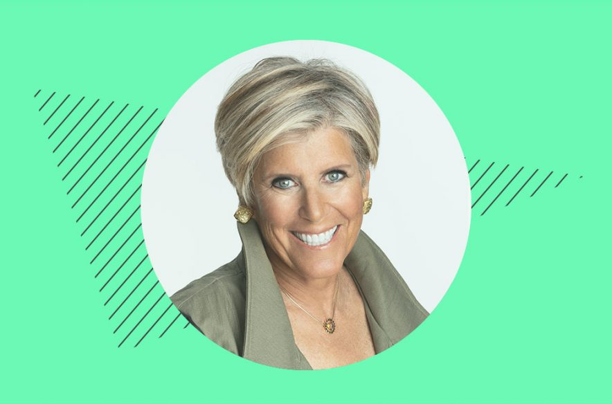 Photo showing Suze Orman