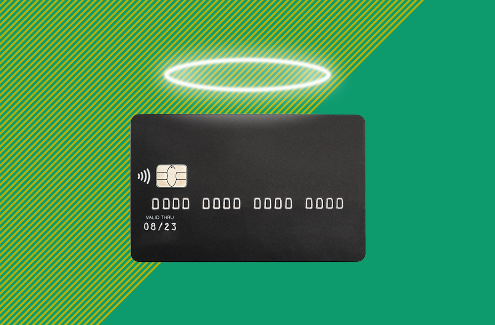 Photo to accompany story about what happens to credit card debt when you die.