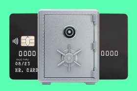 Photo to accompany story about how to find the credit card security code.