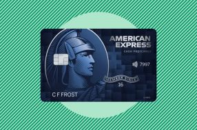 Image showing the American Express Blue Cash Preferred credit card