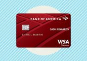 Image showing the Bank of America Cash Rewards Credit Card