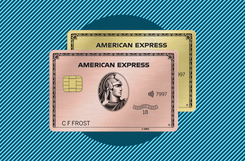 Image to accompany review of the American Express Gold credit card