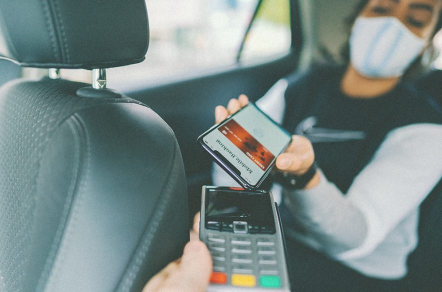 Photo to accompany story about credit card rewards.