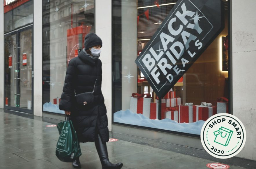 Image to accompany story on how Black Friday is changing