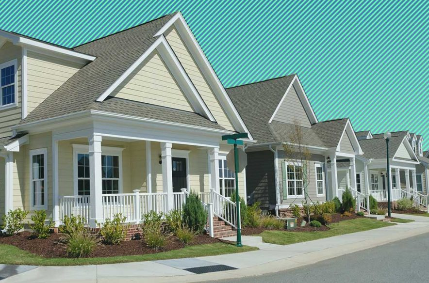 Photo to accompany story about refinancing a HARP mortgage.