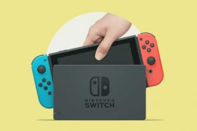 Photo to accompany story about saving money on Nintendo Switch.
