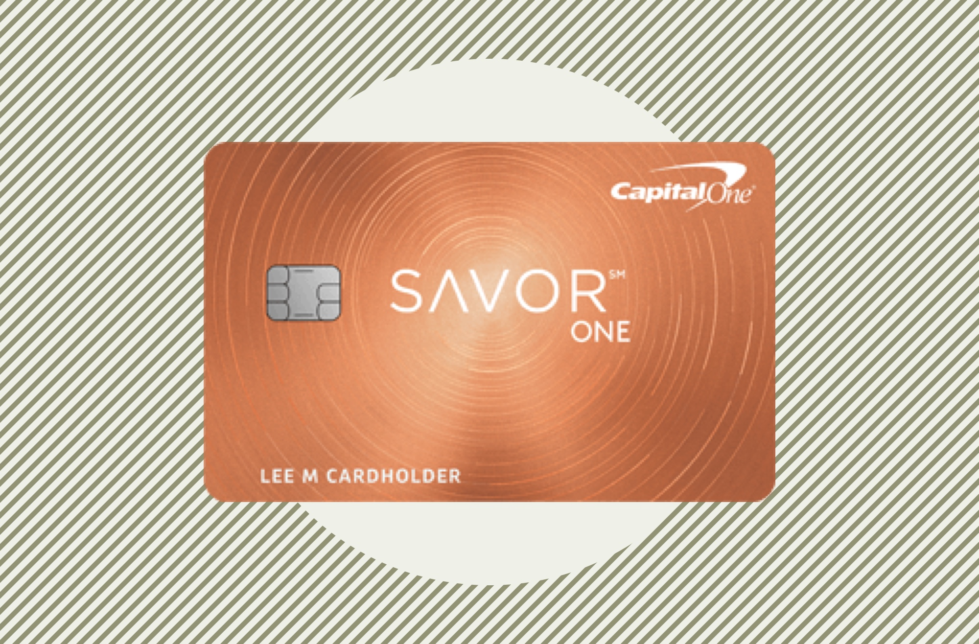 Credit card review.