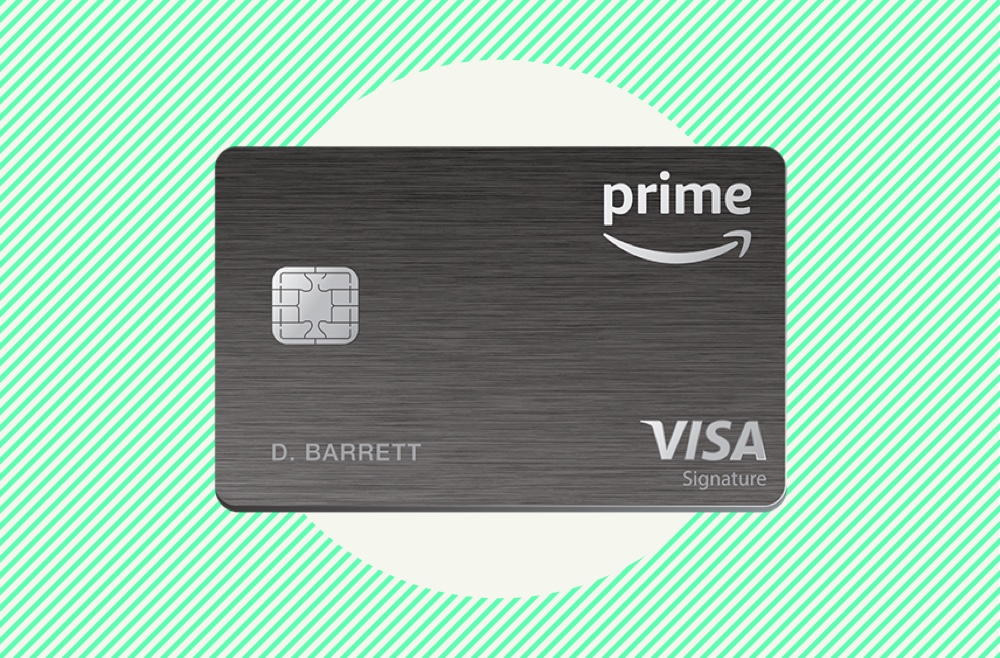Photo to accompany review of Amazon Prime Reward Visa Signature.