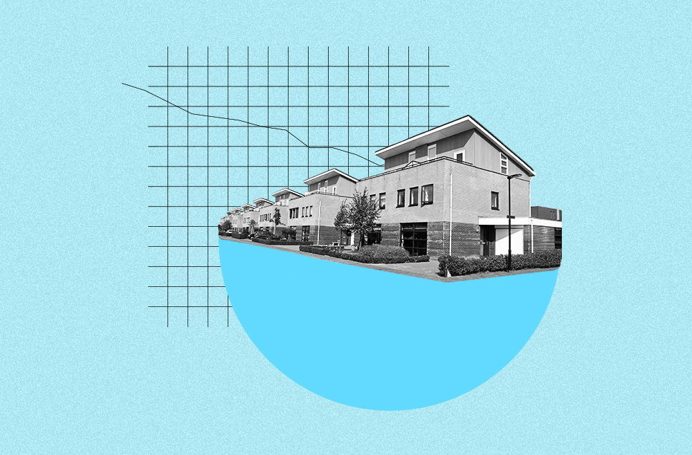 Image to accompany article on historical mortgage rates