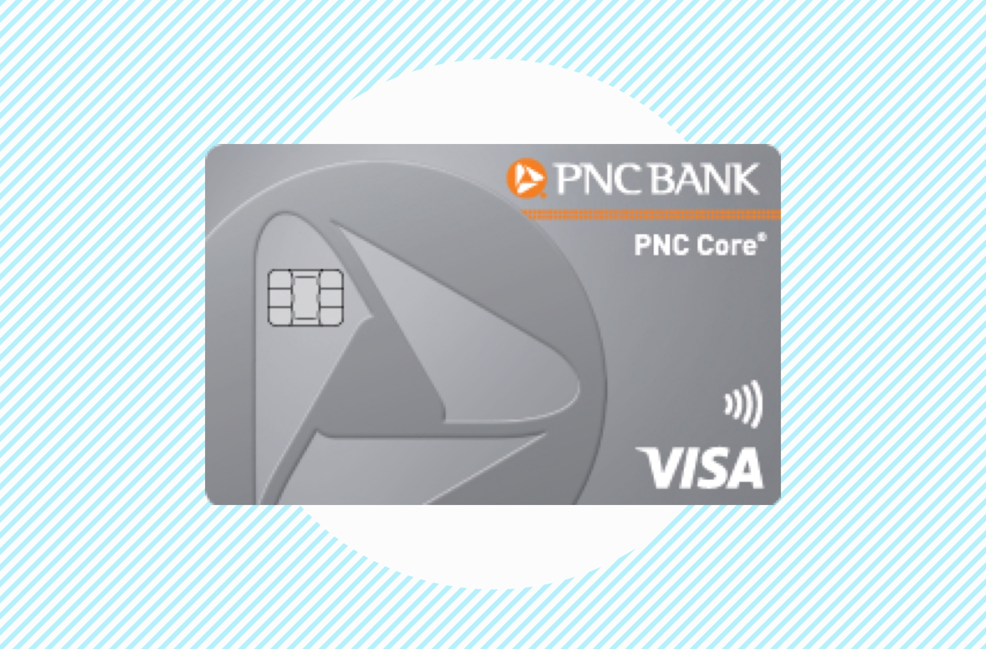 Photo to accompany PNC core visa review.
