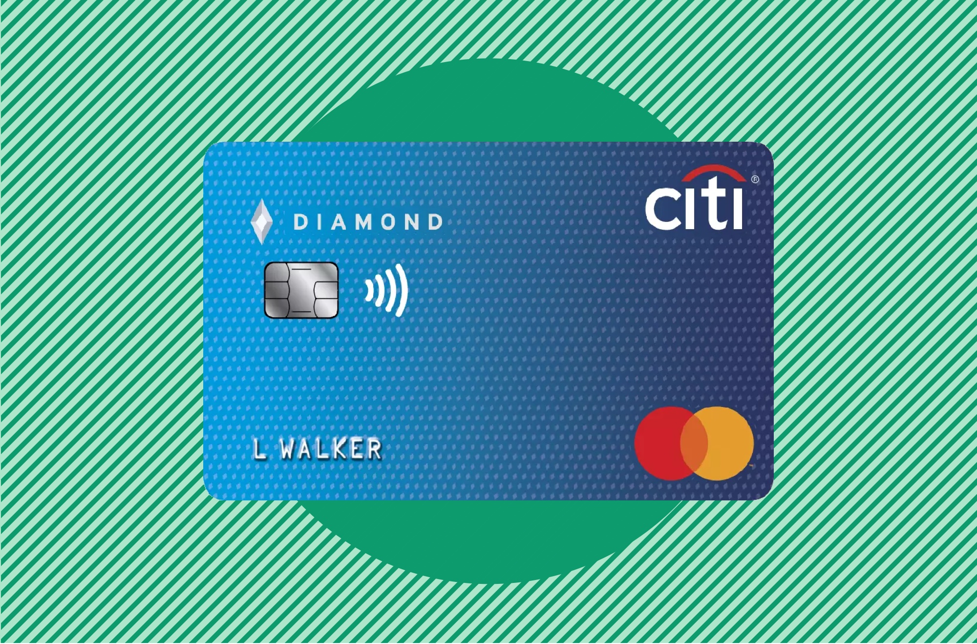 A photo to accompany a story about Citi Secured Mastercard