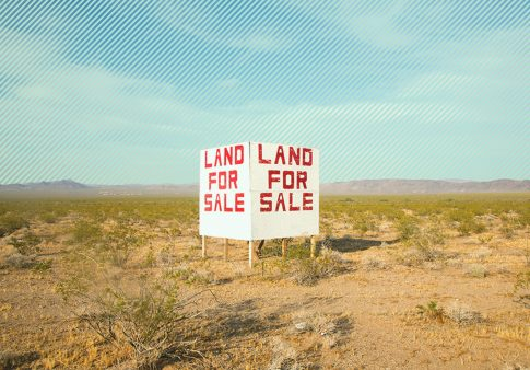 A photo to accompany a story about land loans