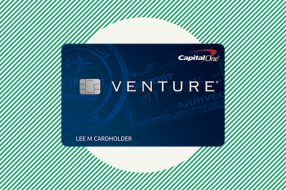 A photo to accompany a story about the Capital One Venture Rewards credit card