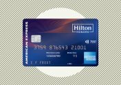 A photo to accompany a story about the Hilton Honors American Express Aspire Card