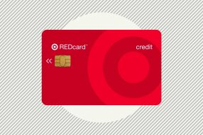 A photo to accompany a story about the Target REDCard