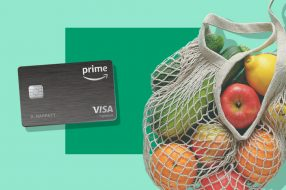 A photo to accompany a story about the Amazon Prime Visa Card
