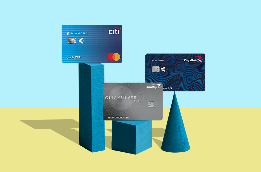A photo to accompany a story about best credit cards for people with no credit