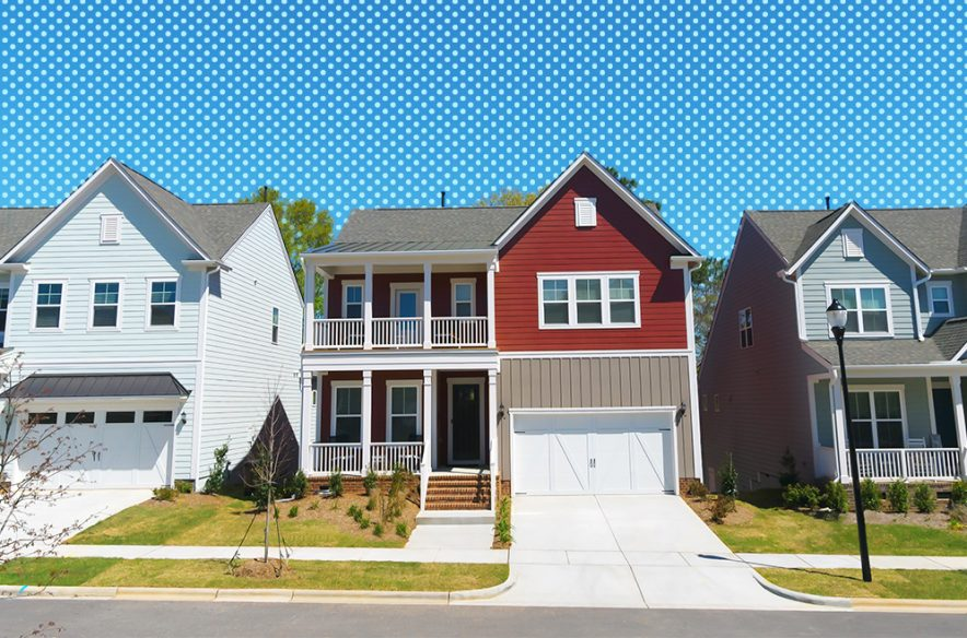 A photo to accompany a story about FHA refinance rates