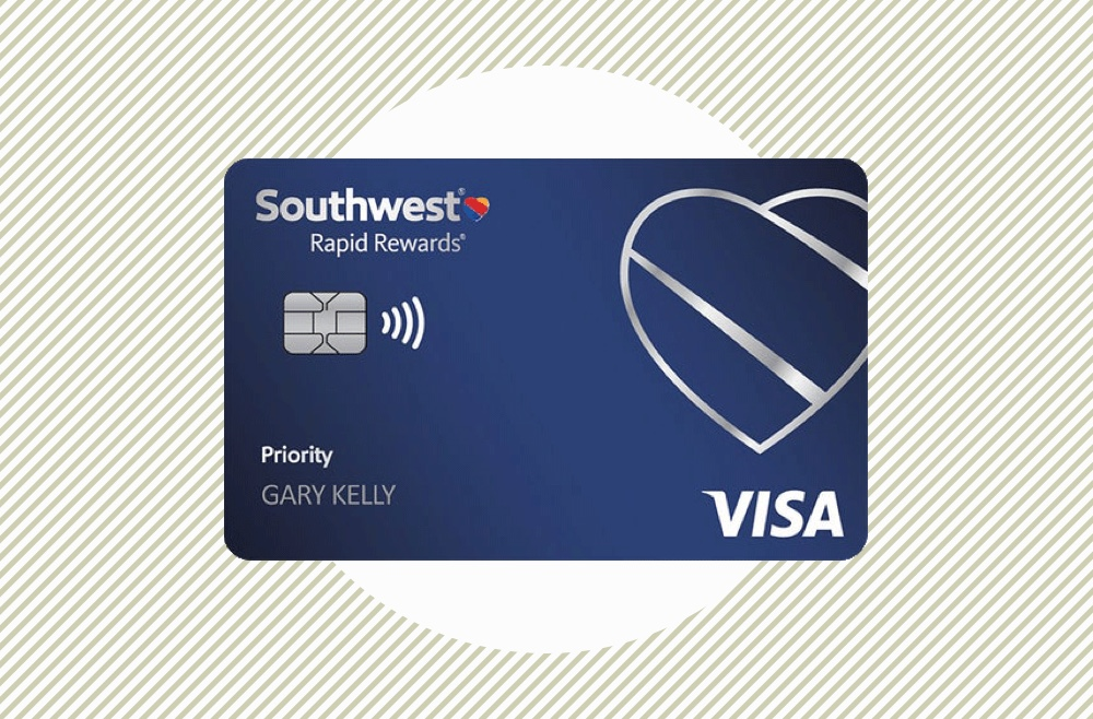 A photo to accompany a review of the Southwest Rapid Rewards Priority Card