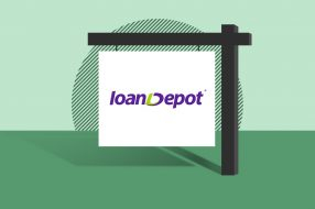 A photo to accompany a review of loanDepot