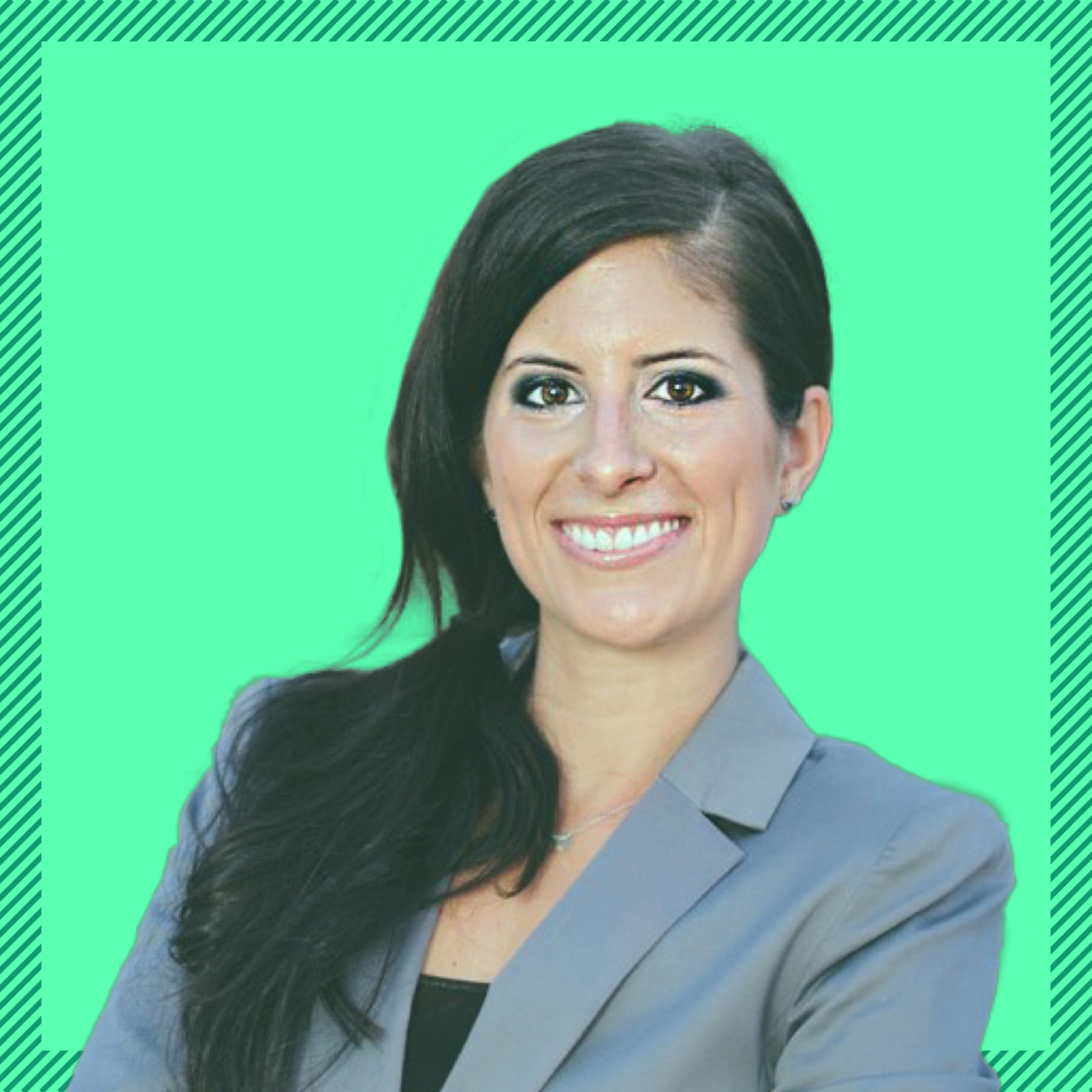 Photo of Nikki Dunn, a certified financial planner who founded the She Talks Finance online community