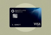 Photo to accompany Chase Sapphire Reserve card review.