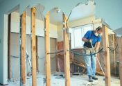 Photo to accompany story about personal loans for home improvement.