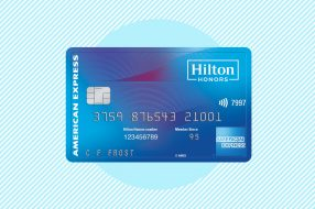 Photo to accompany Hilton Honors credit card review.