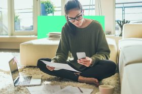 Image to accompany article on paying off your mortgage early