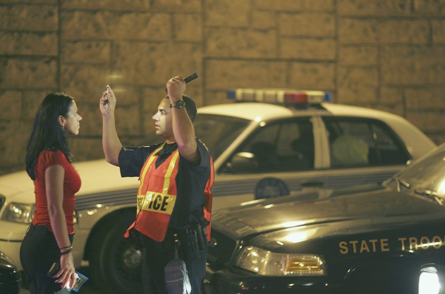 A photo to accompany a story about the difference between a DUI and DWI
