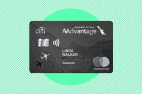 A photo to accompany a review of the Citi AAdvantage Executive World Elite Card