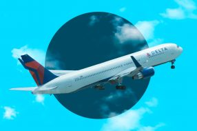 A photo to accompany a story about the Delta SkyMiles program