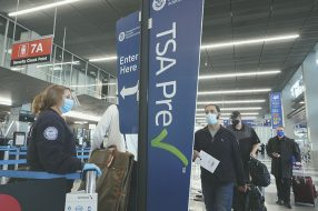 A photo to accompany a story about TSA PreCheck and Global Entry