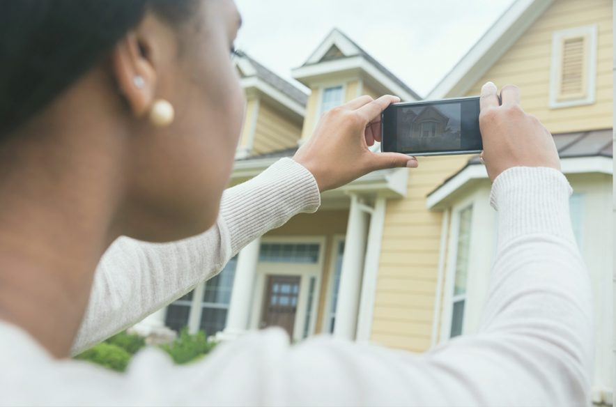 A photo to accompany a story about home appraisal costs